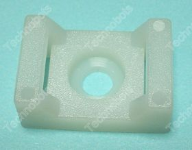 Cable Tie Base Screw fixing 16 x 23mm - Pk 10