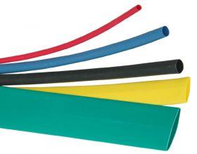 Heatshrink 1.2m Pack, Yellow 12.0mm Unshrunk Diameter