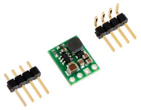 Pololu Step-Down 3.3V, 300mA Voltage Regulator D24V3F3