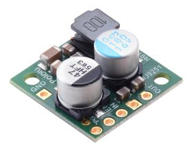 Pololu Step-Down Voltage Regulator D24V22Fx