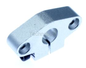 Shaft Support Mount SHF10 for Linear Guide Rails - 10mm