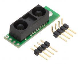 Pololu 5V Carrier + Sharp GP2Y0A60SZLF Analog Distance Sensor 10-150cm