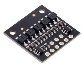 Reflectance Sensor QTR-HD-05A, 5 Channel, 4mm Pitch, Analogue Output