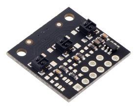 Reflectance Sensor QTRX-MD-03RC, 3 Channel, 8mm Pitch, RC (Digital) Output