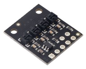 Reflectance Sensor QTRX-HD-04RC, 4 Channel, 4mm Pitch, RC (Digital) Output