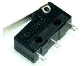 Technobots microswitch V4 18mm lever
