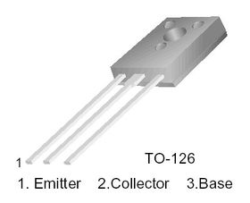 BD139 NPN Audio Transistor
