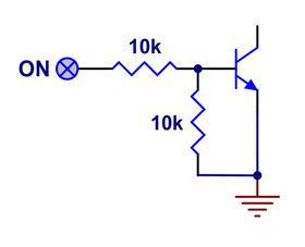 ON input structure of Pushbutton Power Switch with Reverse Voltage Protection Close