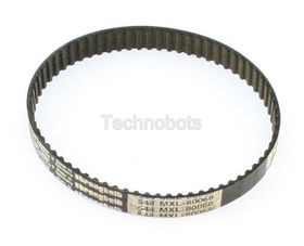 MXL025 Rubber Timing Belt 72 Tooth