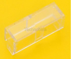 20mm PCB Fuse Holder Clear Snap Cover
