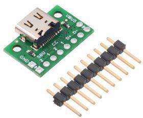 USB Type C breakout board