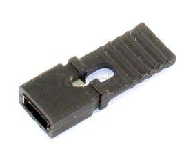 2.54mm PCB Extended Jumper Black Link