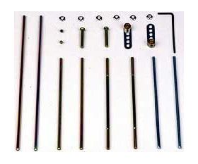 Tamiya 70105 3mm Dia Shaft Set