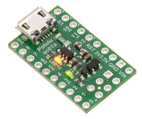 Pololu A-Star 32U4 Micro Programmable Controller with Arduino Loader