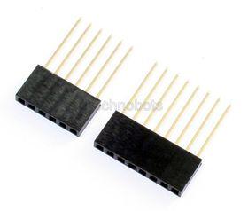 Arduino Extended Header 1x6 + 1x8
