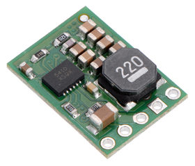 Pololu step-down voltage regulator D24V10Fx.