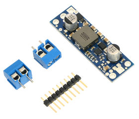 Pololu Step Up 6V Regulator, 5A Max Input Current, 2.9 to 6V Input