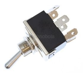 12V 20A DPDT Toggle Switch