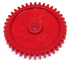 40 Tooth plastic MOD 1 gear