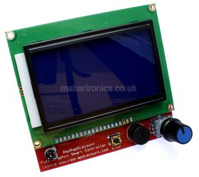 3D Printer RepRap Smart Controller Graphic LCD for Ramps 1.4 or Ultimaker
