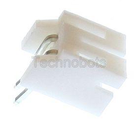 JST PH 2mm 2-Way Side PCB Header (Male Socket)