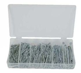 Silverline Split Pins 555 Piece Pack