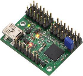 Pololu Mini Maestro 12-Channel USB Servo Controller