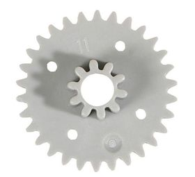 MOD 0.5 Double Gear 30/10T 3.1mm Bore