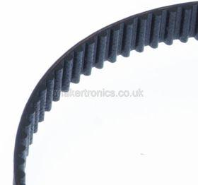 3D Printer GT2 Rubber Belt, Sold per metre