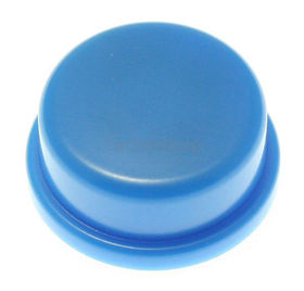 Tactile Switch Blue Button Round for 1613-440/1