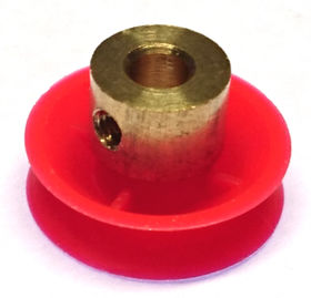 25mm Model Pulley