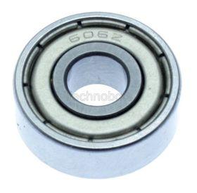 Miniature Model Bearing 606ZZ 6x17x6