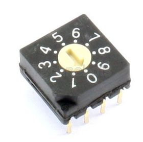 Binary Coded Decimal BCD Rotary Switch