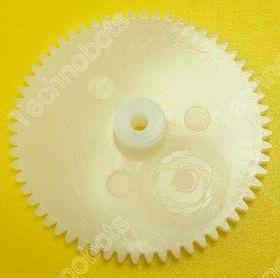 Plastic Gear 60T Pk / 10
