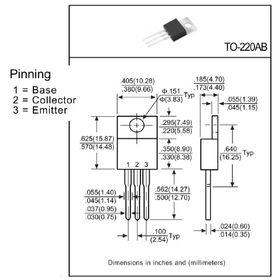 TIP32C 100V PNP High Volt. Transistor