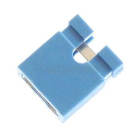 2.54mm PCB Jumper Link Blue