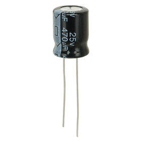 3.3uF 100V 105C Radial Electrolytic Capacitor