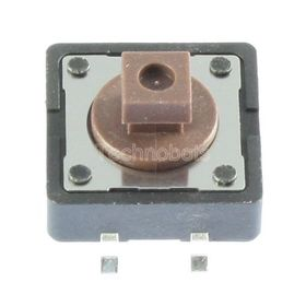 Tactile Switch 12x12x7.3mm 160gf