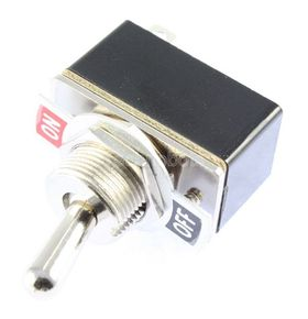 1.5A Standard SPST Toggle Switch