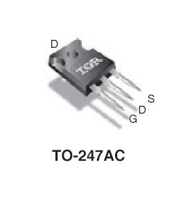 IRFP3206PBF MOSFET 60V 120A 0.0024R