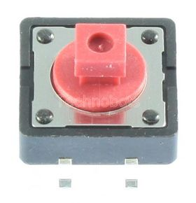 Tactile Switch 12x12x7.3mm 260gf