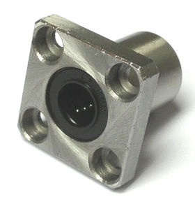 Linear Bearing LMK8UU 8mm Square Flange Bushing