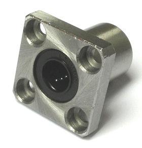 Linear Bearing LMK10UU 10mm Square Flange Bushing