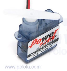 Power HD1440A Micro Servo