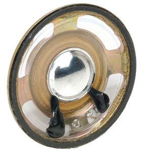 0.2W 50mm Mylar Cone Slim Loudspeaker 8 Ohm