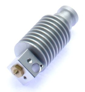 3D Printer All Metal Short Hot End J-Head Style with 0.4mm Nozzle