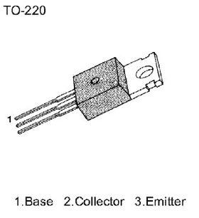 TIP42A 65W 60V PNP Transistor