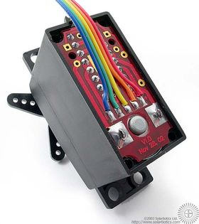 Solarbotics l293d motor driver kit for L293d motor driver price