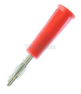 4mm 16A Banana Plug Red