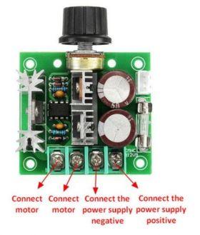 10A Controller Connection Details